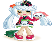 Sara Sushi Shopkins Doll Picture