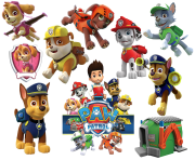 Paw Patrol Clipart Picture Png