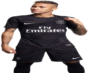 Neymar Football Png Psg Render