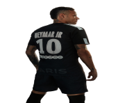 neymar jr png by ronniegfx