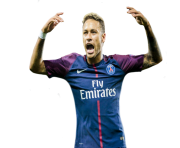 neymar render by tychorenders