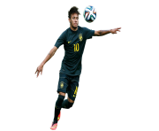 render do neymar brazil png