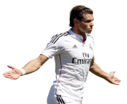 Bale Png Real Madrid by Amine renders