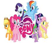 My Little Pony Transparent Background