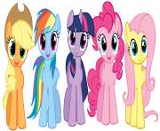 My Little Pony PNG Clipart