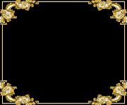 gold frame border png. Gold Frame Png Border Transparent