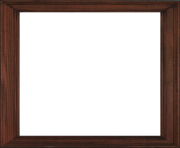 wood photo frame png