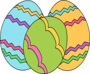 easter eggs colorful images coloring
