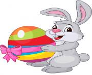 easter bunny egg rabbit picture