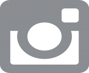 logo instagramm png gray