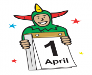 april fools day clip art