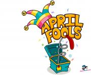 april fool clipart image