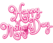 Happy Mothers Day Png Pictures Pink