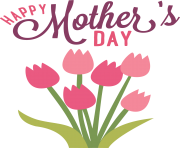 happy mothers day flowers sticker