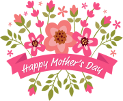 happy mothers day png transparent