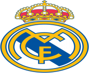 real madrid cf logo png transparent