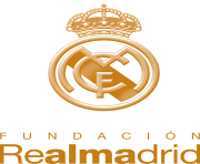 real madrid orange logo png