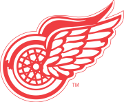 Detroit Red Wings logo png nhl