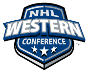 WESTERN CONFERENCE NHL Logo