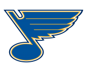 st louis blues nhl logo png