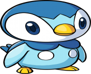 piplup pokemon transparent png