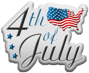4th of July PNG Clip Art Image 435554423