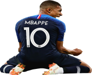 Kylian Mbappe 2018 Russia World Cup
