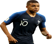 Kylian Mbappe Fifa World Cup Russia 2018 Png