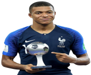 Kylian Mbappe Fifa World Cup 2018