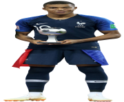 Kylian Mbappe Winner World Cup 2018