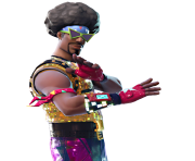 fortnite battle royale character 77