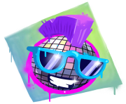 fortnite sprays paint png 4