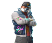 fortnite battle royale character 3