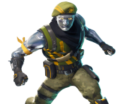 fortnite battle royale character 57