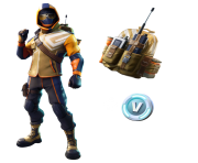 fortnite battle royale character png 198
