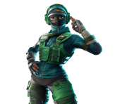 fortnite battle royale character 97