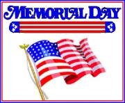memorial day clipart borders clipart