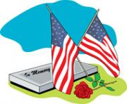 memorial day clipart 2