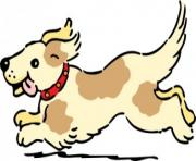 dog clipart running