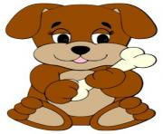 cute puppy clip art