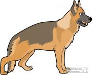 dog clipart dogs german
