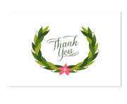 Holiday Thank You Wreath