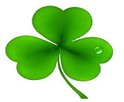 St Patricks Day Shamrock Clover PNG Clipart