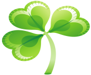 St Patrick Shamrock PNG Picture