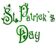St Patricks Day Green PNG Clipart