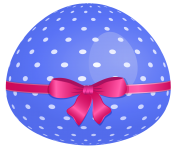 easter egg png blue