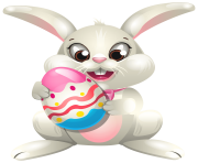 Easter Bunny whit Egg png