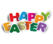 coloruf happy easter png