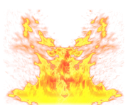 Large Fire PNG Clipart min