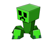 Minecraft Logo Black And White